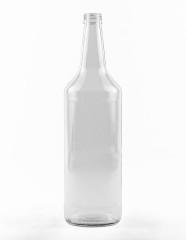 1000 ml Spirits Bottle PP 28 S flint