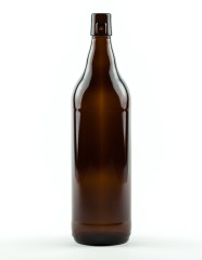 1000 ml Swing Top Beer Bottle amber refillable