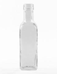 100 ml Marasca-Flasche PP 24 S weiß