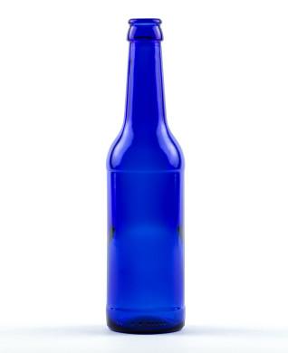 330 ml Ale-Longneck CC 26 H 180 blau Mehrweg