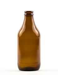 330 ml Bierflasche Typ III CC 26 H 126 braun Einweg