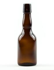 330 ml Kropfhalsbierflasche BV braun Mehrweg
