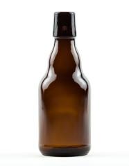 330 ml Steinie-Flasche BV braun Mehrweg