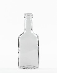40 ml plain Kirschwasser Bottle PP 18 S flint