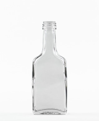 40 ml plain Kirschwasser Bottle PP 18 S flint