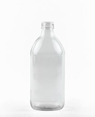 500 ml Fruit Juice Bottle MCA 8G flint