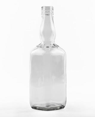700 ml Bourbon Bottle 500 g BVP 31 H flint