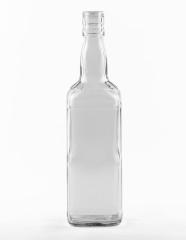 700 ml Whiskey Bottle BVP 30 EH flint