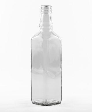 700 ml Whiskey Bottle BVP 31.5 H 44 flint