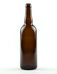 750 ml Belgian Beer Bottle CC 26 H 180 Special amber refillable