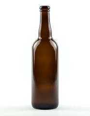750 ml Belgian Beer Bottle Cork special amber refillable