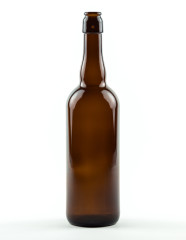 750 ml Belgian Beer Bottle Swing Top/CC amber refillable