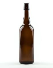 750 ml Belgien-Bierflasche BV braun Mehrweg