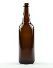 750 ml Belgien-Bierflasche CC braun Mehrweg