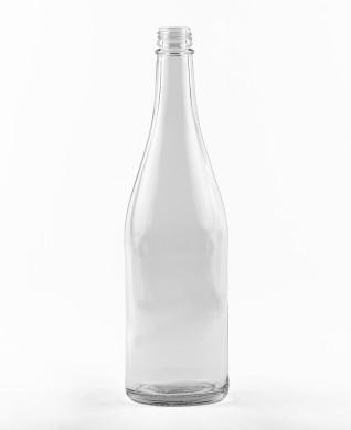 750 ml Cider Bottle MCA 2 flint