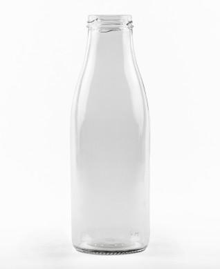 750 ml Dressing Bottle TO 48 flint