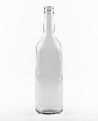 750 ml Fruit Wine Bottle 28 MCA 7.5 R TR flint