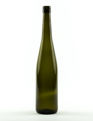 750 ml Rhine Wine Bottle 350 mm BVS 30 H 60 olive green