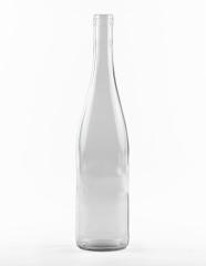 750 ml Schlegelflasche 330 mm Band weiß