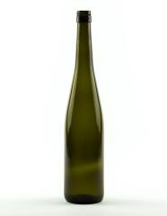 750 ml Schlegelflasche 350 mm BVS 30 H 60 antikgrün