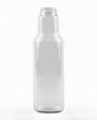 750 ml Soft Drink Bottle TO 43 flint