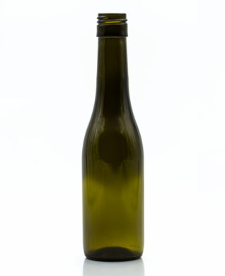 250 ml Rhine Wine Bottle BVS olive green