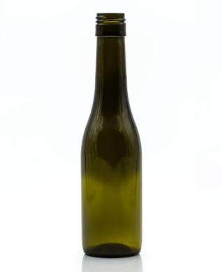 250 ml Schlegelflasche BVS antikgrün